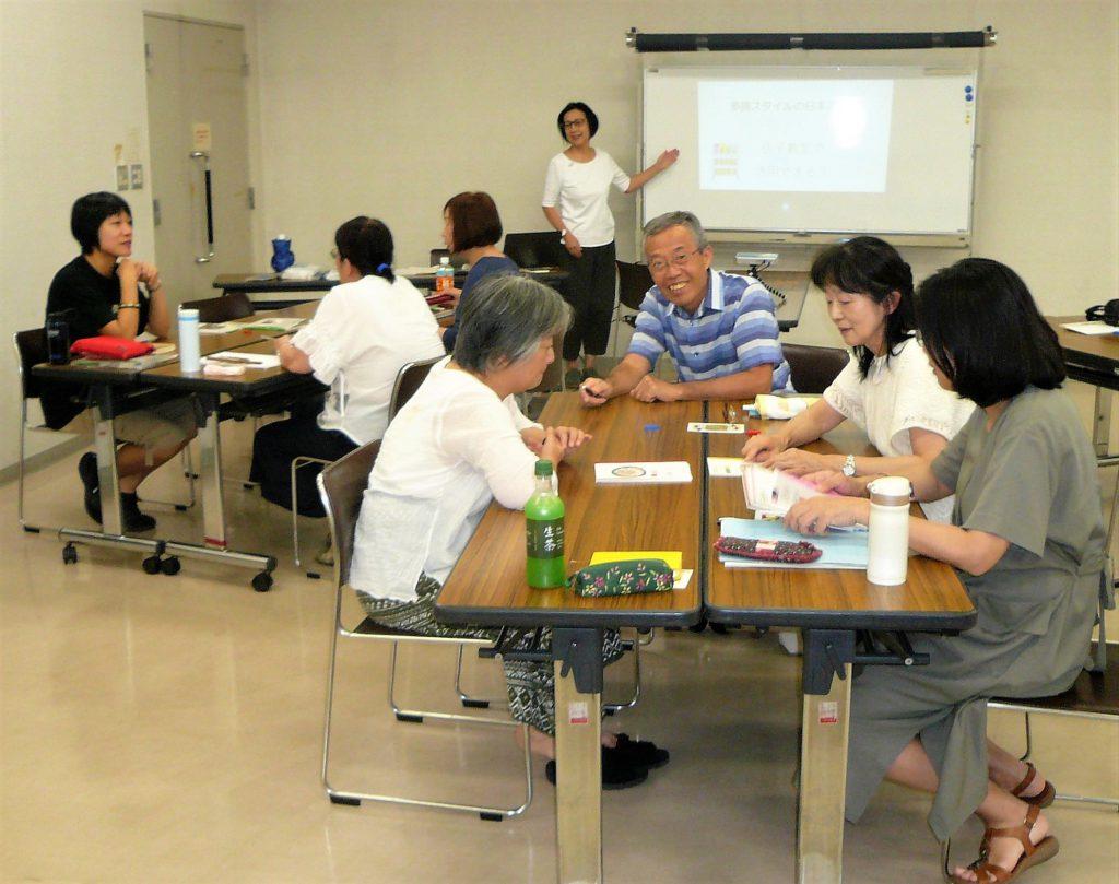 20190821 日本語教室・仏子(4)